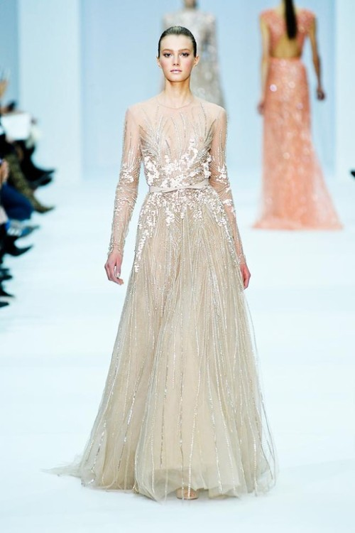 jaymeeisourking:  SPRING 2012 COUTURE ELIE SAAB more at jaymeeisouking