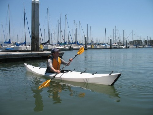 MAKE | Oru ? The Origami Kayak via http://see.sc/DuI62g