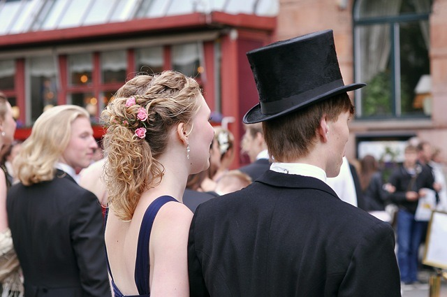 High School Graduation Prom in Sweden 2012 by swedish love affair