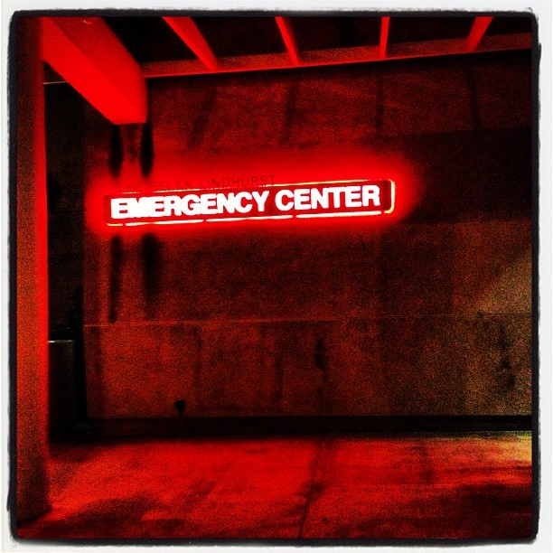 Working some more - #hospital #la #losangeles #ambulance #emt #ems #911 #lacounty #verdugo (Taken with instagram)