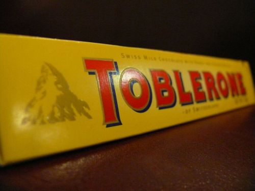 surfi-t:  just cracking out the toblerone(;