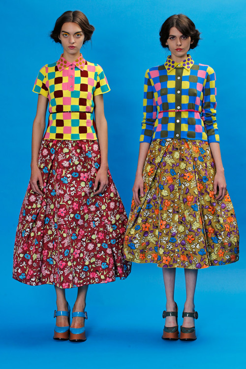 obsessee:  Read my review of Marc Jacobs Resort 2013 here.