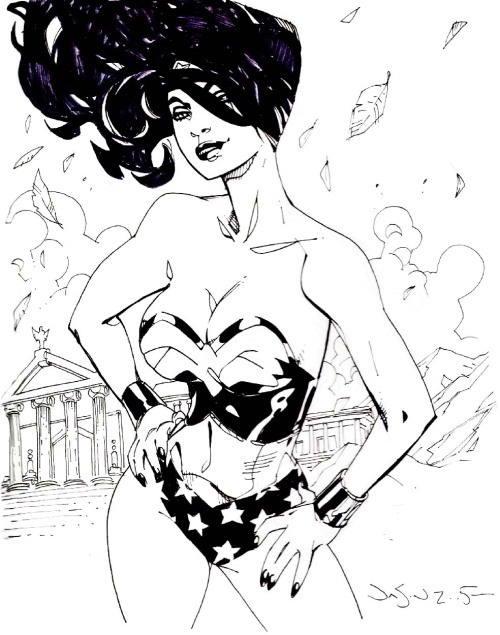 Wonder Woman by Jason Pearson