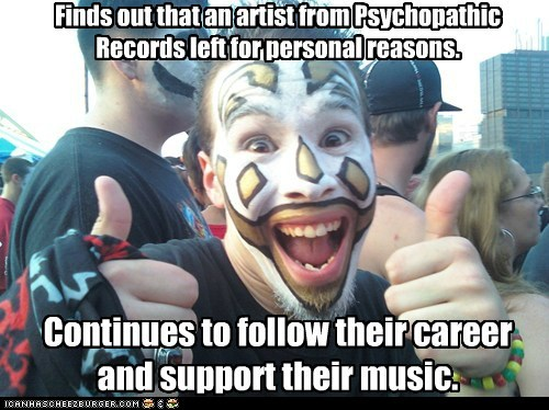 straightedgejuggalo:  Finally made a new Good Guy Juggalo.