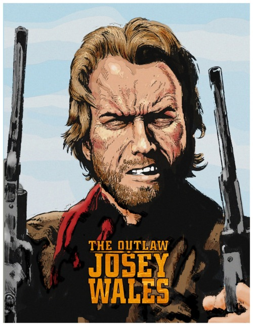 The Outlaw Josey Wales by Dan Avenell