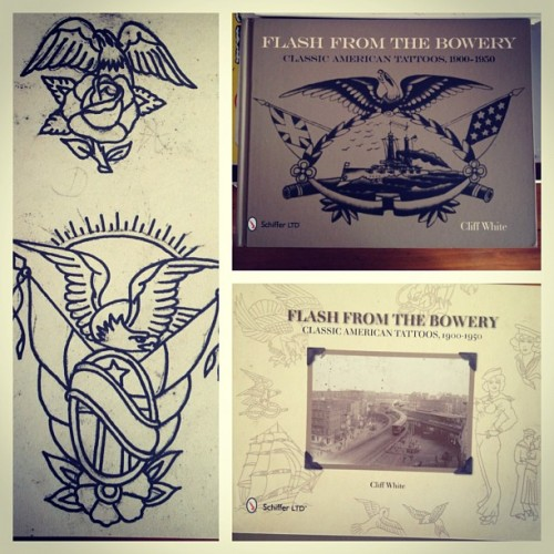 tylerstattooflash:  Flash from the Bowery! Just came in the mail, couldn't be happier (Taken with instagram)