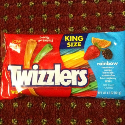 Twizzlers Rainbow. :) (Taken with instagram)