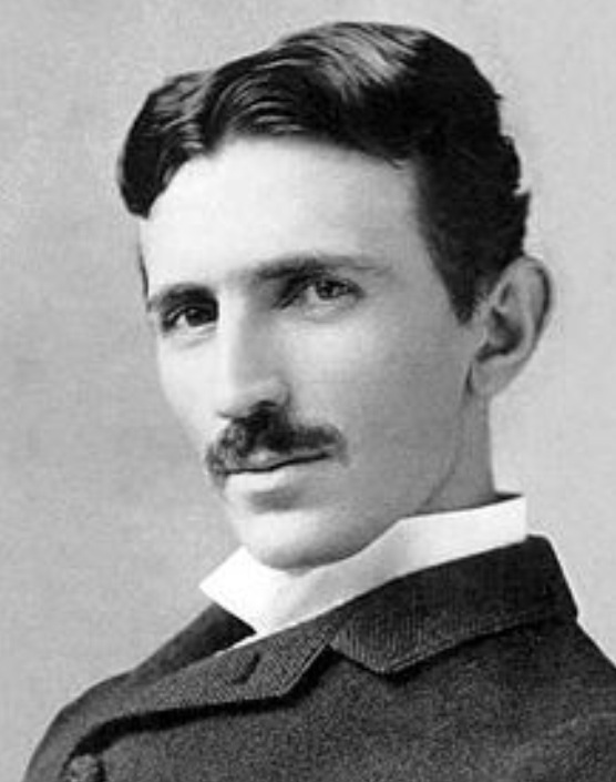 "praxilla:  Watching ""The Secret of Nikola Tesla""  OMG, Tesla was HOT!"