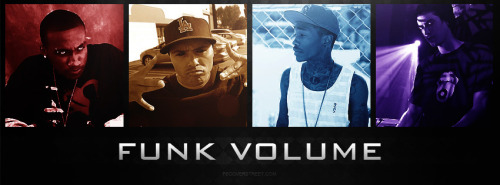 Funk Volume Collage Facebook Cover