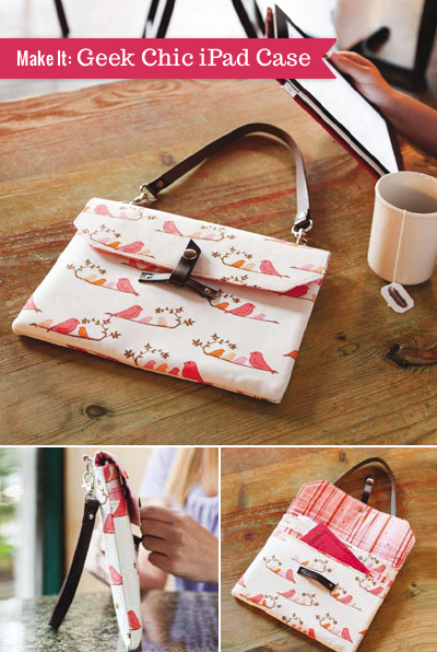 ohlordylord:  DIY - Geek Chic iPad Case tutorial here:http://howaboutorange.blogspot.be/20f12/06/free-sewing-tutorial-geek-chic-ipad.html?m=1