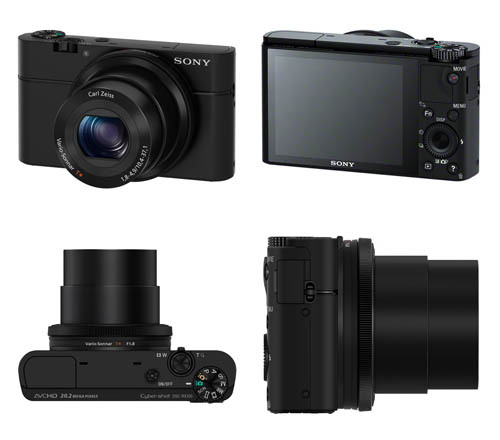 Sony RX100 with 1 inch sensor leaked.  An interesting idea. A Nikon 1 sized sensor in a compact body. Looks like a combination of the Nikon 1 and the Canon S100. Could have potential. Mirrorless Rumors has the full scoop.