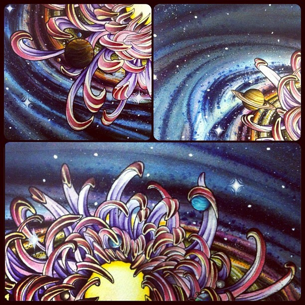 biostar:  Details..  (Taken with instagram)  So amazing!!