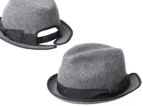 brutastro:  they make fedora snapbacks  someone mentioned the idea of putting a ponytail through the hole of one of these things. That doesn't really sound like a good idea.