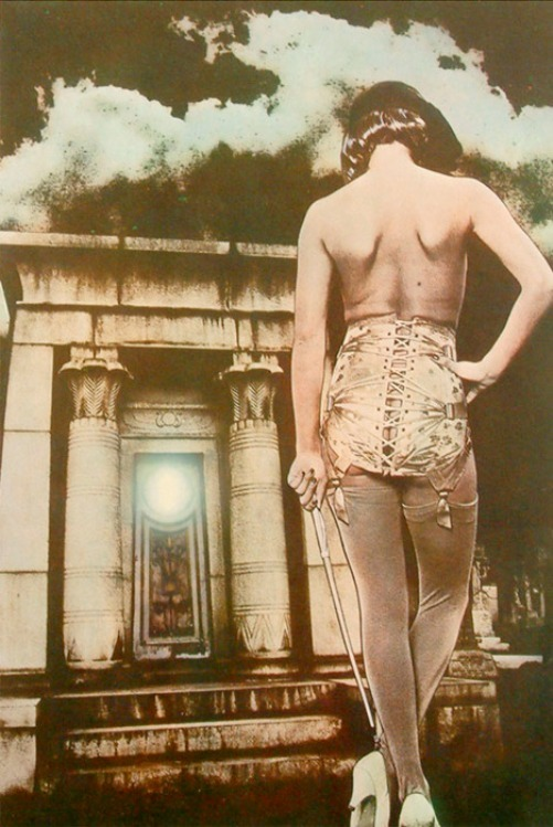 regardintemporel:  Bob Carlos Clarke - The Illustrated Delta of Venus #4