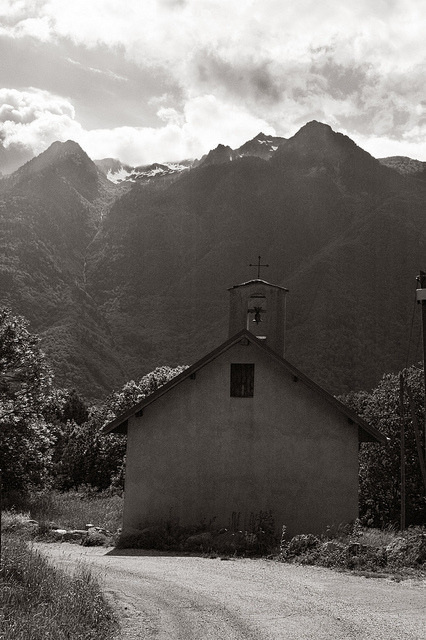Chapel in the Mountains on Flickr.
