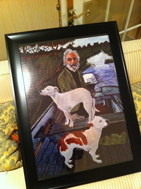 Goodfellas Painting (Christmas 2010) (via dukejason)
