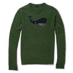 Nothing fail about this whale – we can't get enough of this Jil Sander sweater, arriving on site tomorrow