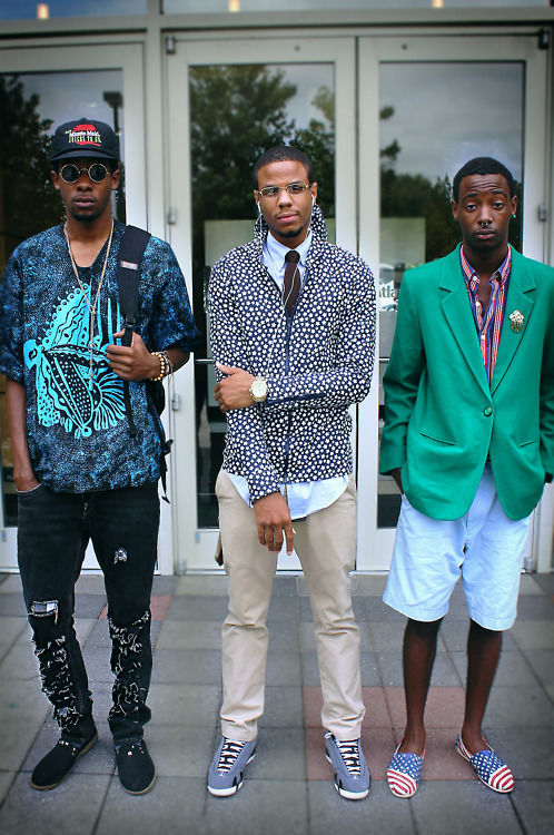 blackfashion:  CALVIN x ROPER x DEVINCHY Atlanta, GA
