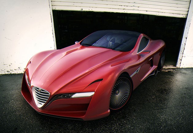 carpr0n:  Just a thought Starring: Alfa Romeo 12C GTS (via autoblog.com)