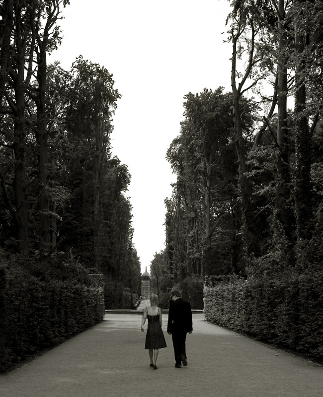 Couple in Berlin, Germany ( taken by myself in 2010)