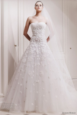 beautifulcliche:  Zuhair Murad 2012 bridal collection the OMG factor