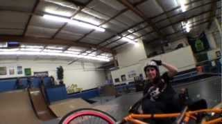 "She Always Falls-Nikita Ducarroz BMX (Episode One)The premiere of my new webisodes, ""She Always Falls"" because I fall so much and thought I should make it into a video.WWW.FDVCLOTHING.COMThanks to:Swamp RailsNovik GlovesFDV ClothingG-Form ProtectionJeremy KempKenny SlusherRamp Rats SkateparkClick on the Thumbnail to watch the videoOr visit http://omg-celebrity-gossip.com/she-always-falls-nikita-ducarroz-bmx-episode-one/"