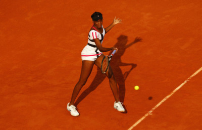 piratesswoop:  30 day tennis challenge → Favorite Women's Player Venus Williams.