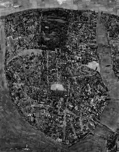 gacougnol:  Sohei NishinoDiorama Of New York2009