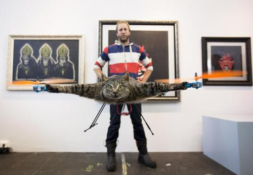 Bart Jansen, Orvillecopter, 2012