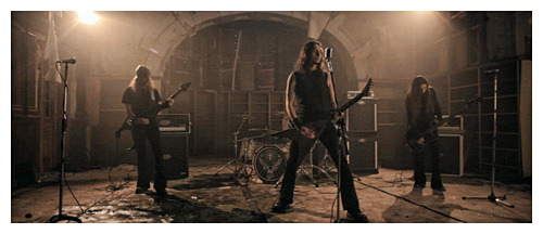 "Evile ""In Memoriam"" Out Tomorrow - iTunes Single (w/ extras) & New Music Video Get Sharing and get #inmemoriam trending tomorrow!"
