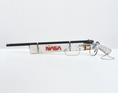 Lem: ATF: MSA: Shotgun, 12 Guage, Breech-Loading, Handmade // 2007 Tom Sachs