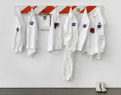 Mission Control Center : Coat Rack // 2007 Tom Sachs