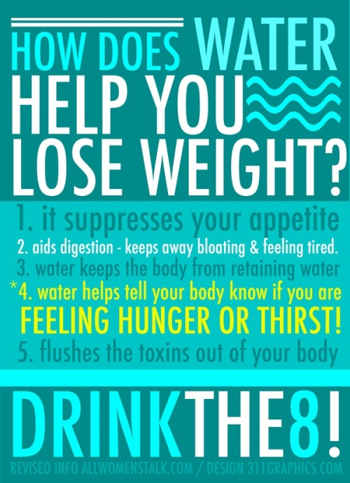 So true. Drink lots of water everyone
