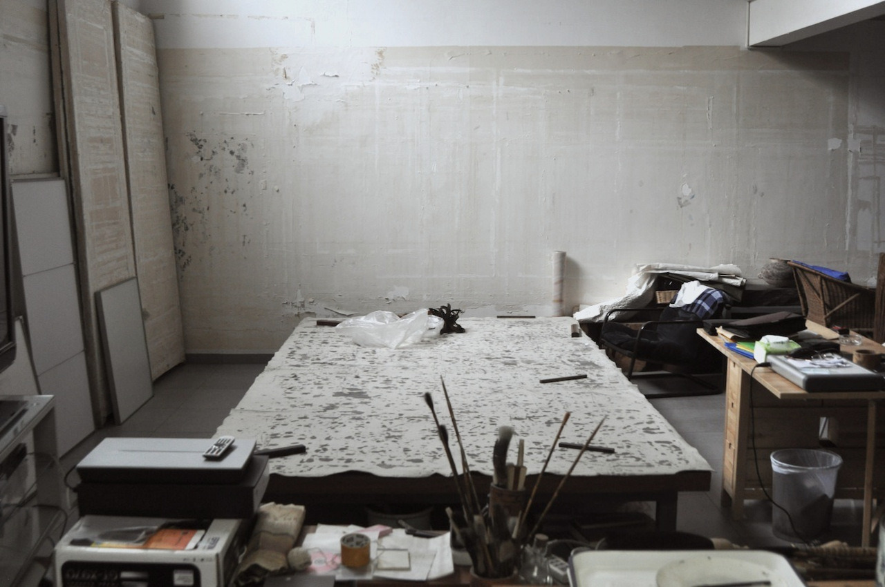 The Lives of the Artists: Secluded Scholar, Li Huasheng's Home/Studio, Chengdu, Sichuan.
