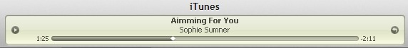 Because I love Sophie Sumner so much.