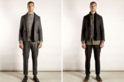 Wings Horns 2012 Fall/Winter Collection Lookbook | Anchor Division