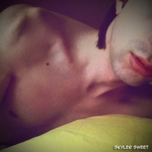 Clavicle. (Taken with instagram)