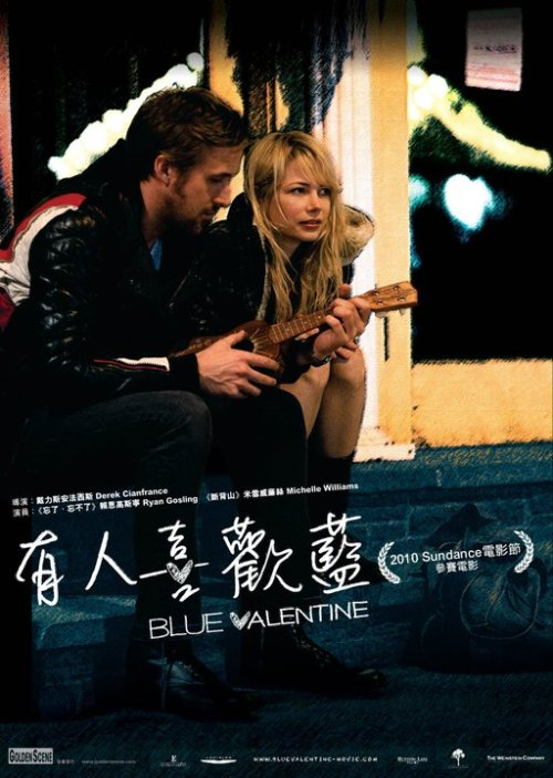 Blue ValentineSubmitted by MizarAlcor