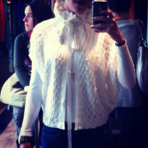 #craving pepa pombo knited jacket (Taken with instagram)