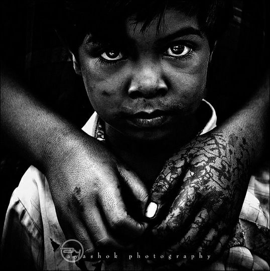 """In safe hands"" Edited, Photography by - http://www.flickr.com/photos/ayashok-s_d40"