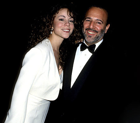 THIS DAY IN MUSIC…  1993, Mariah Carey married the President of Sony Music, Tommy Mottola in Manhattan, guest's included Billy Joel, Bruce Springsteen, Barbra Streisand and Ozzy Osbourne. (The couple separated in 1997).