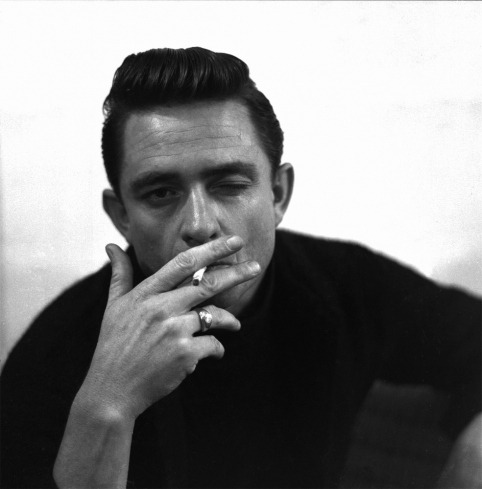 themusicpool:  Johnny Cash [October 1959]