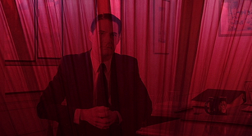 Twin Peaks: Fire Walk With Me, 1992.