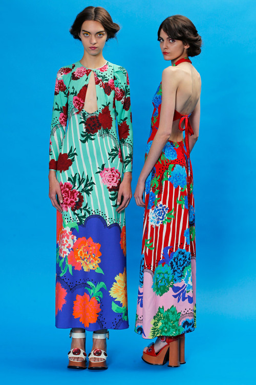 vogue:  Marc Jacobs Resort 2013 Photo: Courtesy of Marc JacobsVisit Vogue.com for the full collection and review.