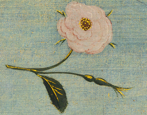 alfonsinalfonsina:  Sandro Botticelli- The Bird of Venus (c. 1486) Detail