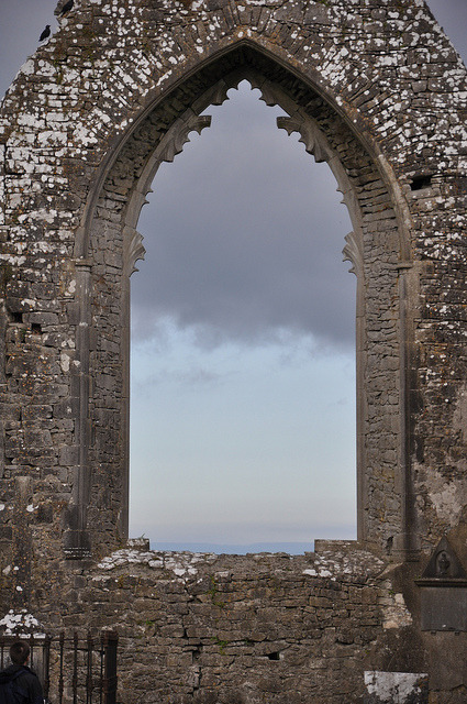 hauntingreveries:  Saint Mary's, Roscommon by Fergal of Claddagh on Flickr.