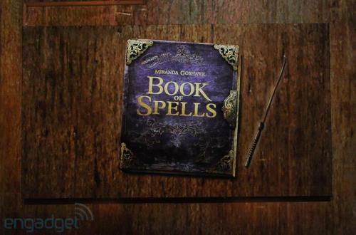 Sony Computer Entertainment Inc. today announced Wonderbook™: Book of Spells from SCE London Studios in collaboration with J.K. Rowling.  Featuring exclusive new and original writing from J.K. Rowling, Wonderbook: Book of Spells comes to life as you read, allowing you to cast spells with your PlayStation®Move Motion Controller which becomes your own magic wand. Go on a fantastic journey to read and learn the secrets of wizardry and the art of spell-casting, just like a student at Hogwarts™, when it is released in November 2012 in Europe and December 2012 in North America. Wonderbook: Book of Spells will also be coming to other countries and regions following this window.