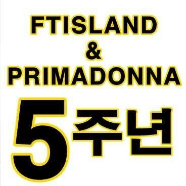 fti5:  [URGENT] Due to the requests of Korean Pri, there has been a sudden change of the trending image for FT Island's 5th anniversary on the 7th. We will now be trending the image above instead!! The trending topic is #FTI5LAND