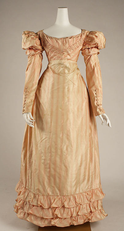 Dress 1822 The Metropolitan Museum of Art