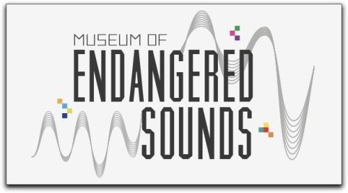 The Museum of Endangered Sounds On the other side of the Internet Brendan Chilcutt is gathering sounds from a not so distant past. Think the spinning of a blank cassette tape, the processing of a floppy disc, the 8-bit voice of a Speak and Spell, all presented as animated gifs. Via Chilcutt:  I launched the site in January of 2012 as a way to preserve the sounds made famous by my favorite old technologies and electronics equipment. For instance, the textured rattle and hum of a VHS tape being sucked into the womb of a 1983 JVC HR-7100 VCR. As you probably know, it's a wonderfully complex sound, subtle yet unfiltered. But… imagine a world where we never again hear the symphonic startup of a Windows 95 machine. Imagine generations of children unacquainted with the chattering of angels lodged deep within the recesses of an old cathode ray tube TV. And when the entire world has adopted devices with sleek, silent touch interfaces, where will we turn for the sound of fingers striking QWERTY keypads? Tell me that. And tell me: Who will play my GameBoy when I'm gone?  Imagine! We love ourselves the collector's passion, and that someone, somewhere, has taken it upon himself to organize the buck, ping and hum of the electronics we grew up on. The Museum of Endangered Sounds.
